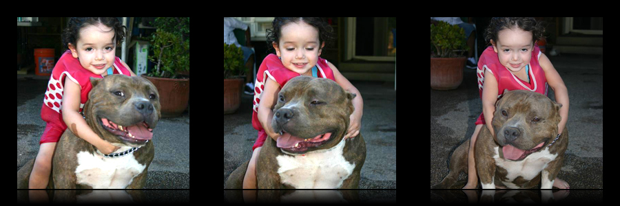 KIDS WITH PITS